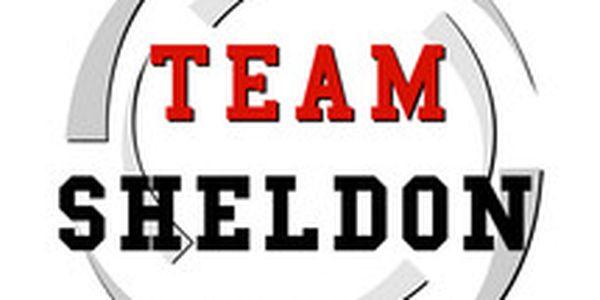 Tričko Team Sheldon - staň se součástí osobitého týmu Dr. Sheldona Coopera
