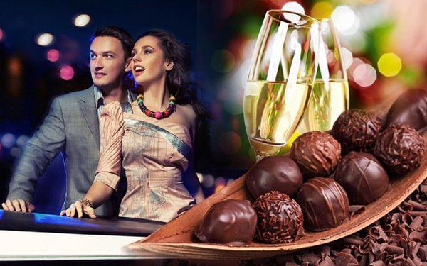 Čokoládový ples v Praze – 50% sleva