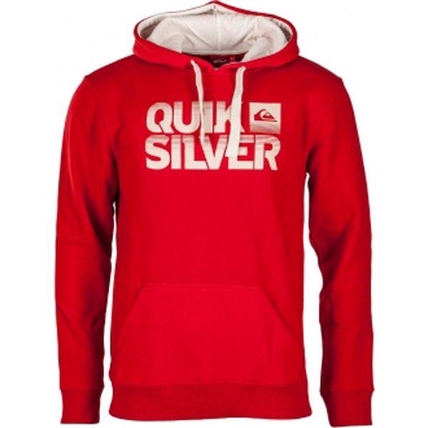 Pánská mikina sweater sal červená