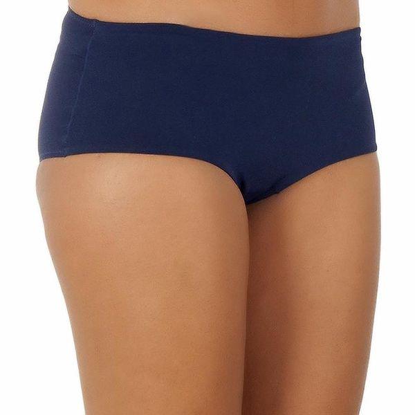 Dámské modré nohavičkové kalhotky Wonderbra
