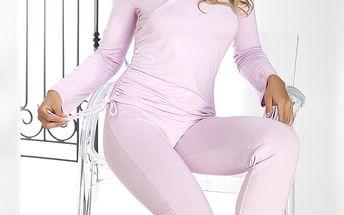 Luxusní pyžamo Sarah z příjemné elastické viskózy