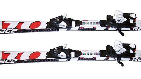 Kombinace sjezdových lyží Atomic Race R 90cm a vázání XTE 045