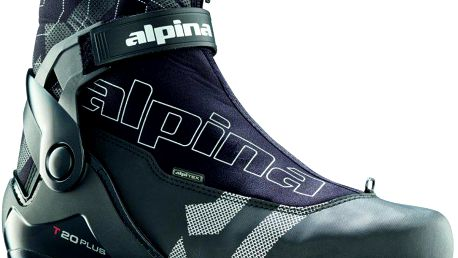 Alpina T 20 Plus Black/Silver 36,0