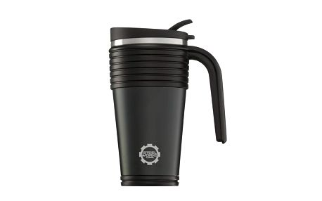 Termohrnek s ouškem Sigg Thermo Mug black
