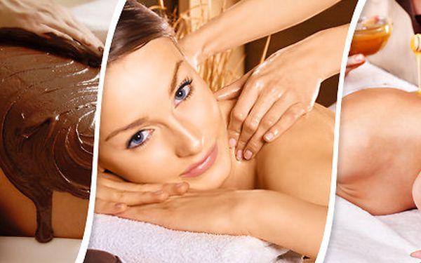 Skvělá hodinová masáž dle výběru