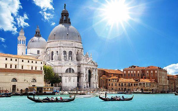 3denní zájezd do Benátek s návštěvou ostrovů krajek