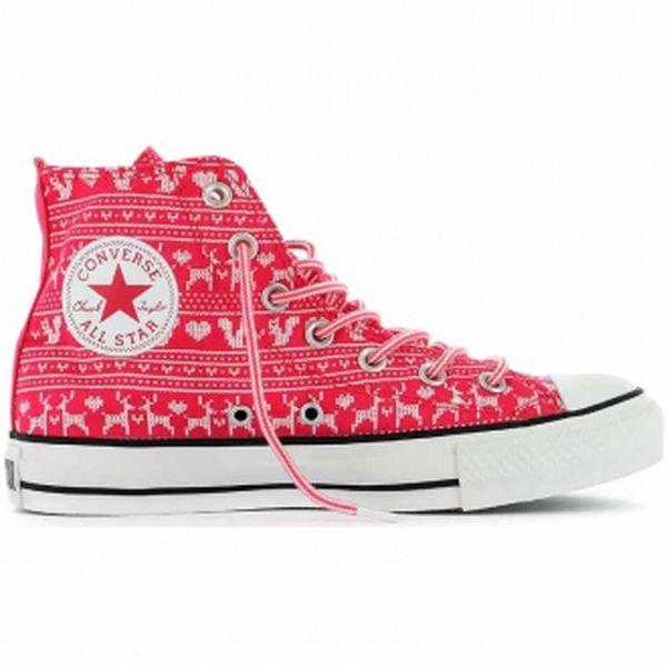 Dámské lifestyle boty - converse chuck taylor all star w růžová