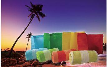 Velmi oblíbený pomocník - rychleschnoucí osuška z mikrovlákna včetně plátěné tašky za pouhých 219 Kč. Nejlevněji v ČR!! Vybírejte ze tří barev.