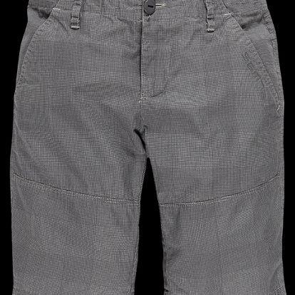 SAM 73 Chlapecké 3/4 kalhoty BS 18 401 - šedá světlá