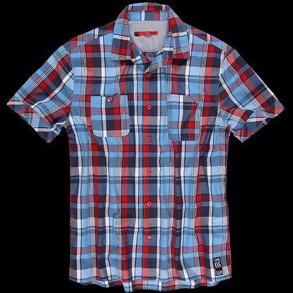 Pánská košile SAM 73 ME 26 240 modrá tmavá