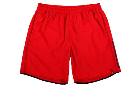 SAM 73 Pánské šortky MSA 148 135 - červená