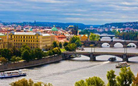 Zapůjčení šlapadla na Vltavě za polovinu!