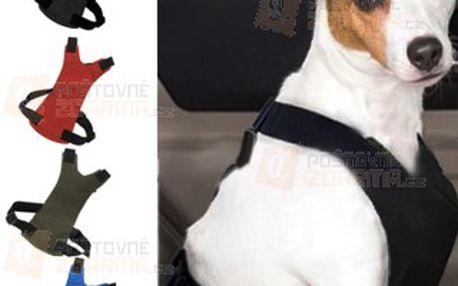 Bezpečnostní oblek pro pejsky do auta a poštovné ZDARMA! - 9908815