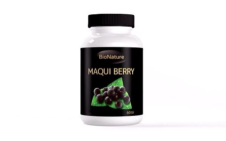 Maqui Berry 60 tablet 2000 mg