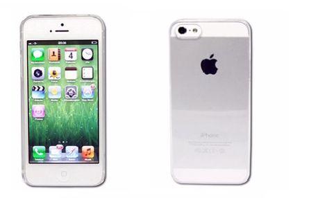 Průhledné pouzdro na Iphone 5 a 5S