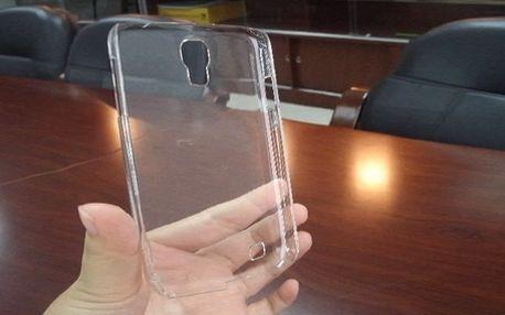 Průhledné pouzdro na Samsung Galaxy S4