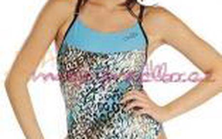 Jednodílné sportovní plavky Litex 71313