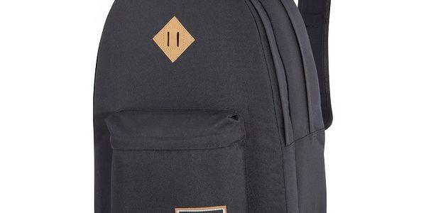 Dakine Batoh Detail 27L Black do školy nebo města, ale i když vyrazíte za sportem.