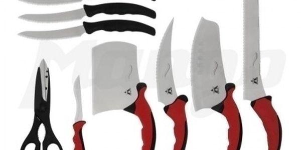 Sada 10 špičkových nožů Contour Pro Knives za bezkonkurenční cenu 239 Kč !
