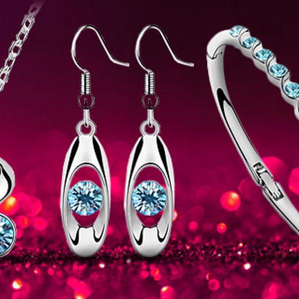 Sady šperků s krystaly Swarovski Elements