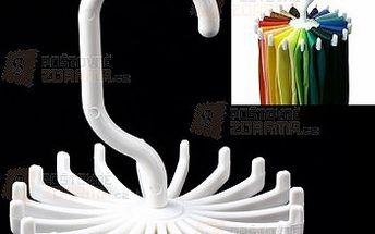 Otočné ramínko na kravaty a šátky a poštovné ZDARMA! - 10508828