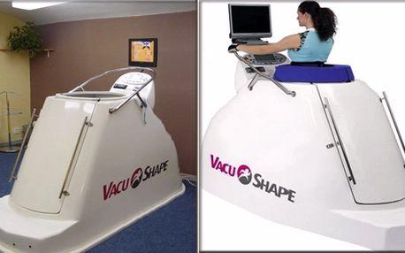 Permanentka na 10 vstupů na cvičení na VacuShape...