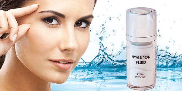 Kyselina hyaluronová – elixír mládí (15 ml)