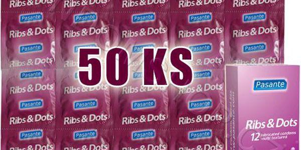 Pasante Ribs&Dots 50ks