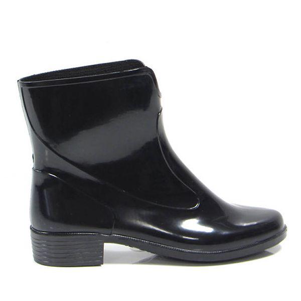 Dámské černé kotníkové boty Favolla
