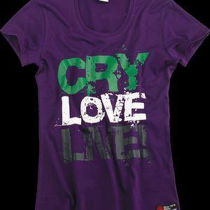 SAM 73 Dámské triko WTA 401 199 - fialová tmavá