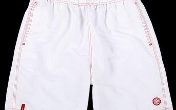 SAM 73 Pánské šortky MSA 149 000 - bílá