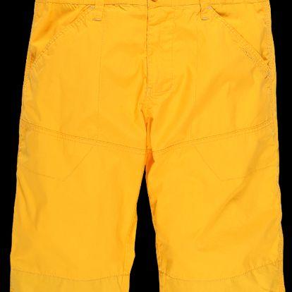 Pánské 3/4 kalhoty SAM 73 MS 164 306 okrová
