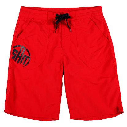 Pánské šortky SAM 73 MS 158 135 červená