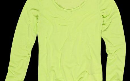 SAM 73 Dámské triko WT 466 320 - žlutá jasná
