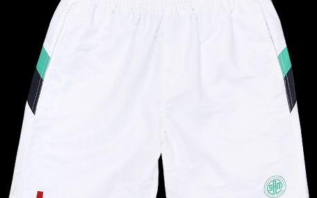 SAM 73 Pánské šortky MSA 151 000 - bílá