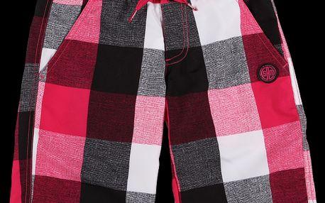 Dívčí šortky SAM 73 GS 23 118 růžová tmavá