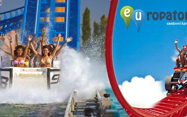 Zájezd do zábavního parku Mirabilandia