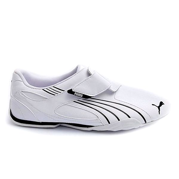 Pánské bílé tenisky Puma s černými detaily