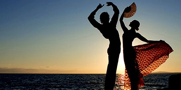 Kurz Flamenca - studio Happy Time Praha - 16 týdnů. Nástup možný do konce března! Naučte se tančit s vášní a elegancí.