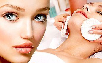Kosmetické hýčkání pro oživení pleti