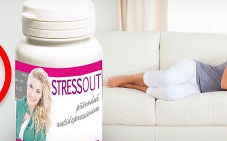 Stress Out (přírodní antidepresivum): každý má právo se cítit dobře!