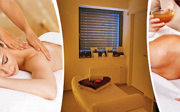 Přijemná hodinová relaxace - masáž dle vašeho výběru