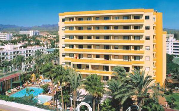 Kanárské ostrovy, oblast Gran Canaria, polopenze, ubytování v 3* hotelu na 8 dní. Garance kvality Invia.cz.
