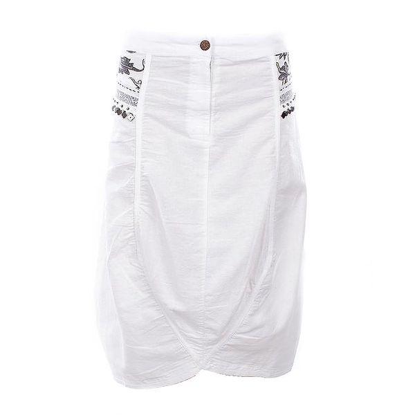 Dámská bílá sukně Angels Never Die