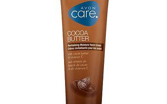 Avon Revitalizační hydratační krém na ruce s kakaovým máslem a vitamínem E Care 100 ml