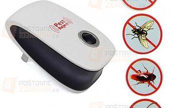 Plašič hmyzu a hlodavců - ultrazvukový a poštovné ZDARMA! - 10908926