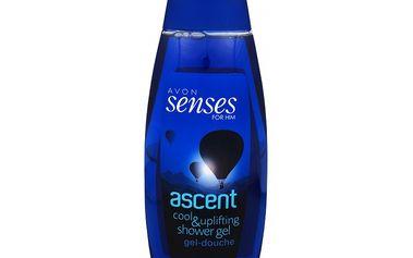 Avon Sprchový gel s ledovou citrusovou vůní Senses (Ascent) 500 ml
