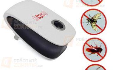 Plašič hmyzu a hlodavců - ultrazvukový a poštovné ZDARMA! - 10208926