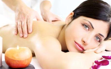 Celotělová uvolňující regenerační masáž s velkým v...