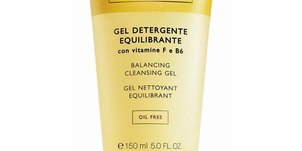 Collistar Čisticí gel pro smíšenou až mastnou pleť (Balancing Cleansing Gel) 150 ml